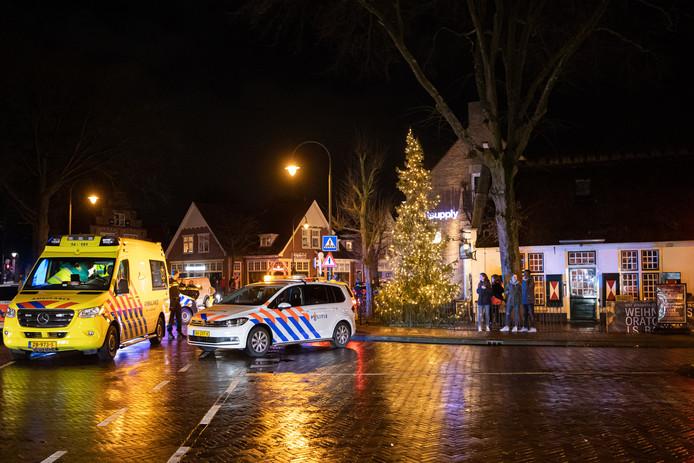 Café Het Bonte Paard in Laren.