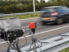 100 km/u te hard over de A4: rijbewijs kwijt