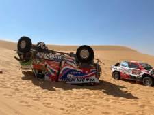 Van den Heuvel uit Dakar Rally: 'Risico dat je verkeerd gokt en het te hard gaat'