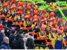 Carnavalsoptocht in Odijk afgelast