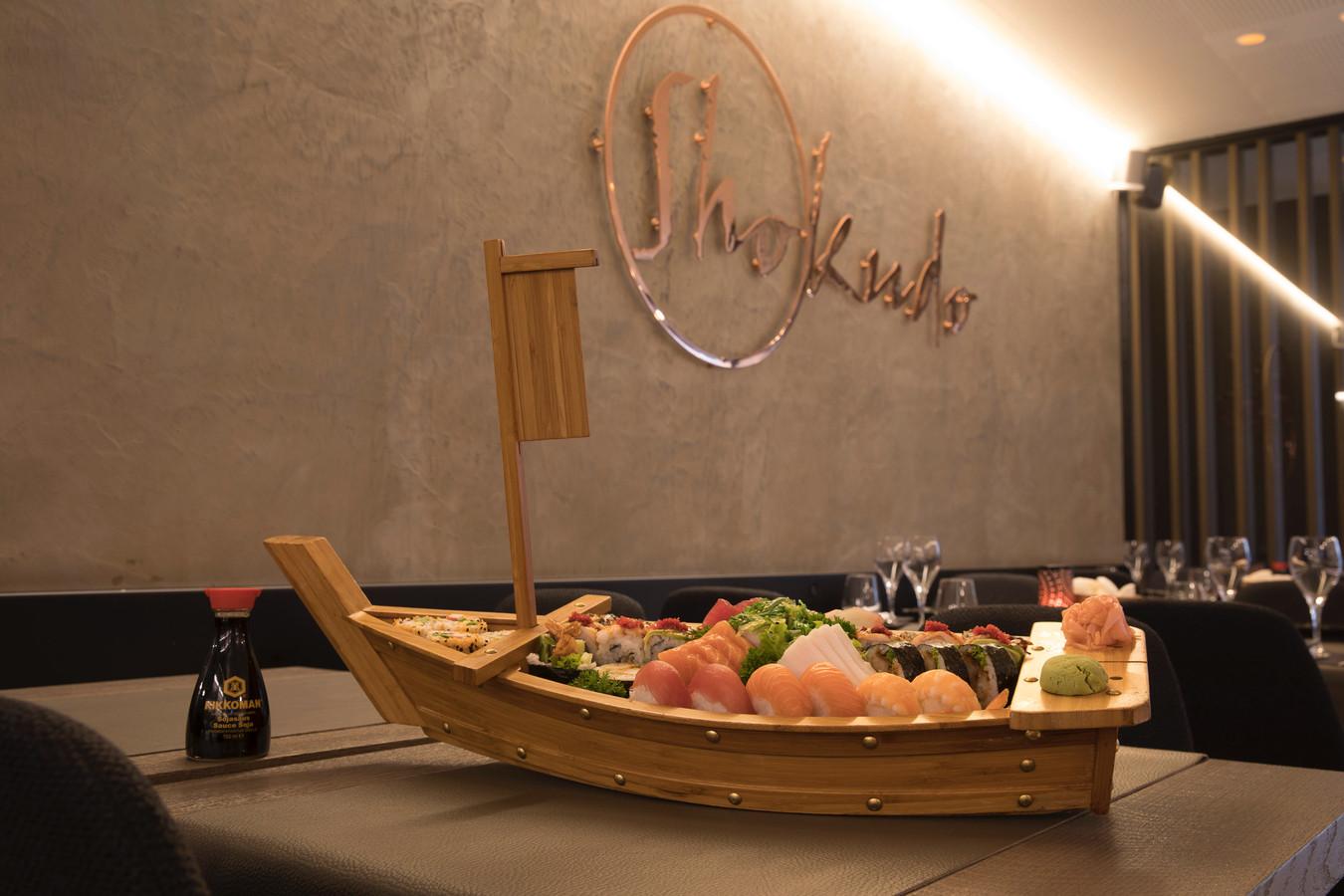 Van ontbijtmanden over broodjes, sushi, paella en andere gerechten, alles kan je afhalen.