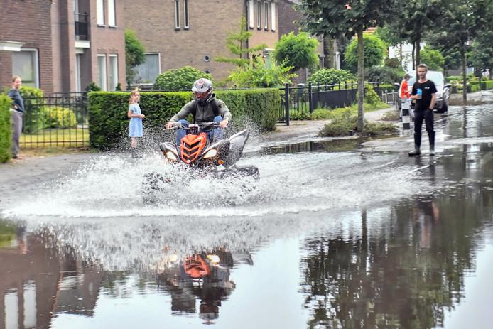 Met de tuincoach moeten natte voeten voorkomen worden. Foto ter illustratie.