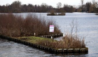 Te koop: 44 eilandjes in Vinkeveense Plassen