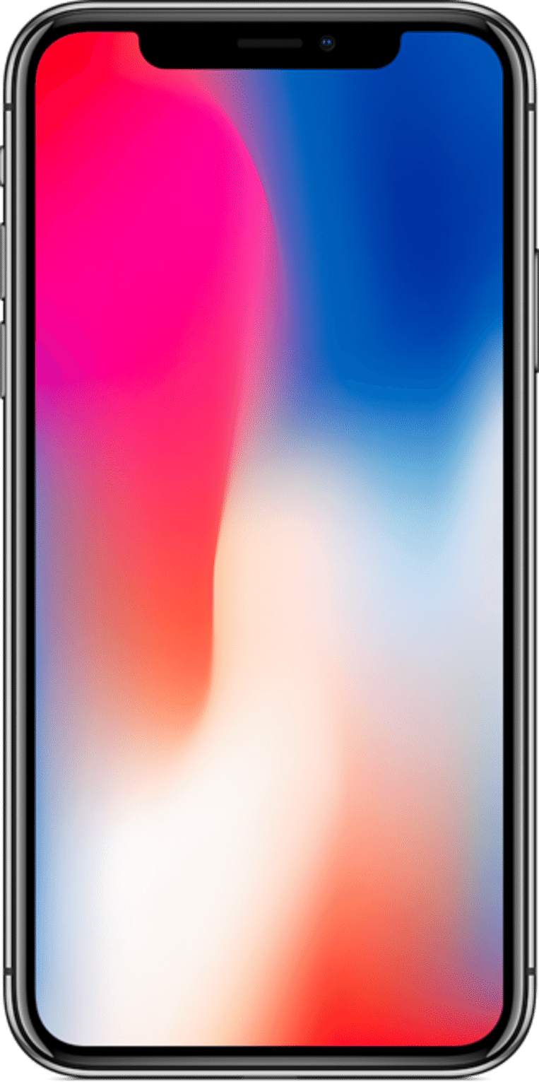 Apples iPhone X.