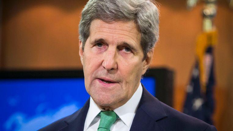John Kerry. Beeld AP