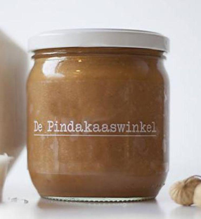 4: Sport De Pindakaaswinkel; 420 ml. 5,95 euro (1,42 euro/100 g.) Beeld