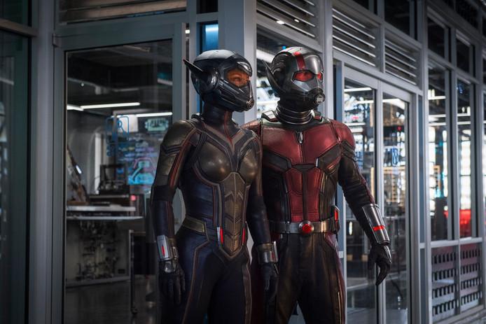 Van Ant-Man wordt gewerkt aan een derde deel.