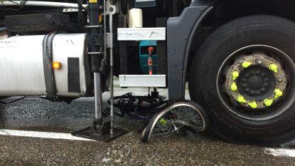 Opnieuw zwaar ongeval met fietser en vrachtwagen in Antwerpen