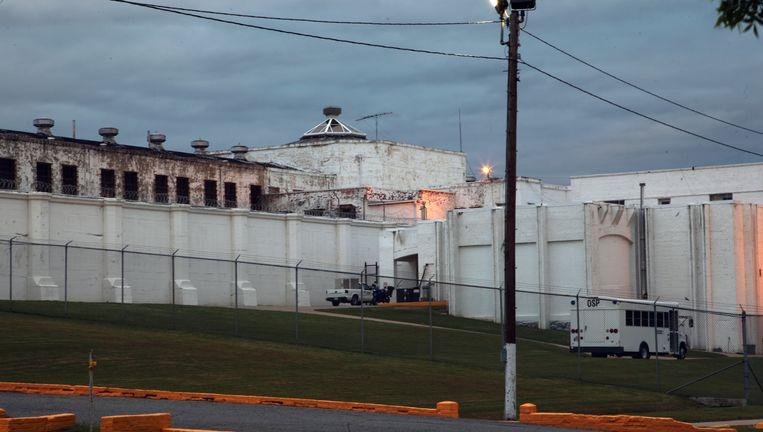 De gevangenis in Oklahoma waar Clayton Lockett werd terechtgesteld.