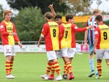 CSV Apeldoorn verlengt contracten van vijf spelers met een seizoen
