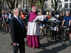 De Korte blijft erbij: 'Niet bij homoviering in protestantse kerk'