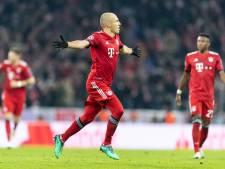Robben voorziet epische wedstrijden tegen Liverpool