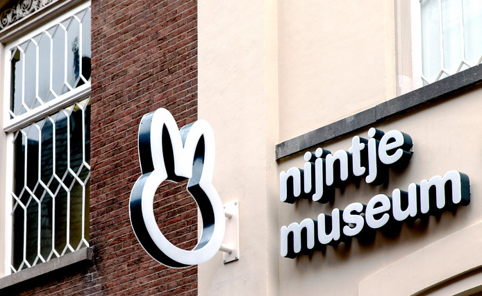 Het nijntje museum in Utrecht