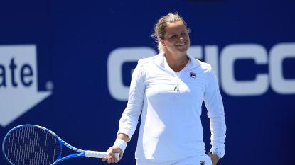 "Kim Clijsters: ""Ontzettend enthousiast dat ik in New York kan tennissen"""