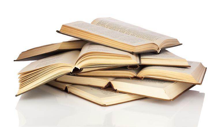 Wereldwijd wordt om de vier seconden een romantisch boek verkocht. Beeld Shutterstock