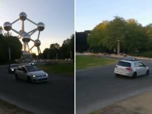 Rodéos urbains au Heysel: la police intercepte de nouveaux fous du volant