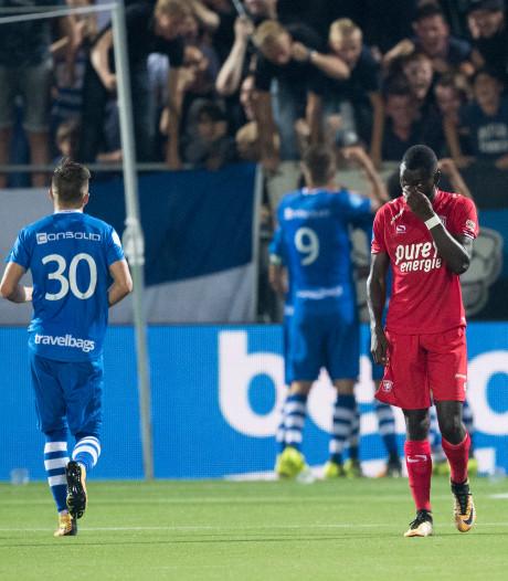 FC Twente verloor thuis nog nooit van Zwolle