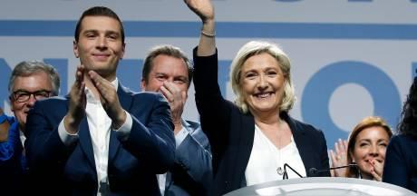 'Marionet' van Marine Le Pen: extreemrechtse Jordan (23) favoriet in Frankrijk
