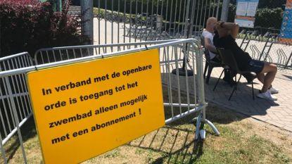 """Openluchtbad Koewacht enkel nog toegankelijk voor abonnementhouders: """"Belgische jongeren terroriseren zwembad"""""""