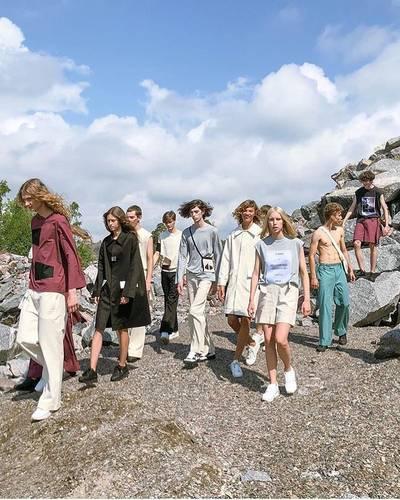 Modeweek Helsinki doet leer in de ban