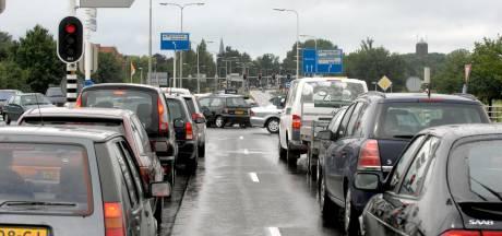 Nieuwe verkeerslichten: stilstaan bij Ikea tussen Hengelo en Borne