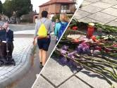 Bloemen voor overleden 'Goedemorgen!'-man van de Vierdaagse