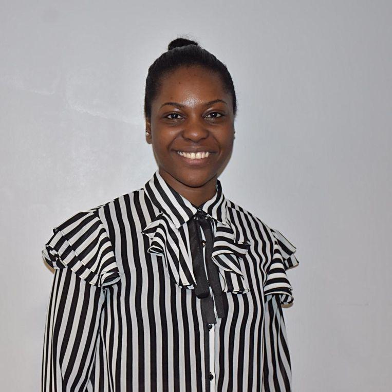 Gloria Uwineza zwaait de plak bij Jong CD&V.