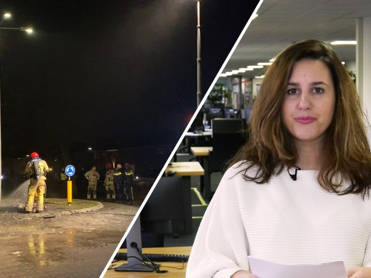 de Stentor Nieuws Update: Brandweer Urk is boos en lage coronacijfers in Olst-Wijhe