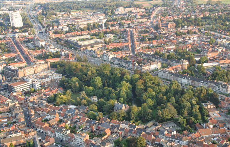 Sp.a pleit in Sint-Niklaas voor de aanplanting van 80.000 extra bomen, 1 voor elke inwoner.