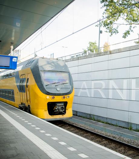'Nijmegen' zorgt vaak voor te late trein in Arnhem