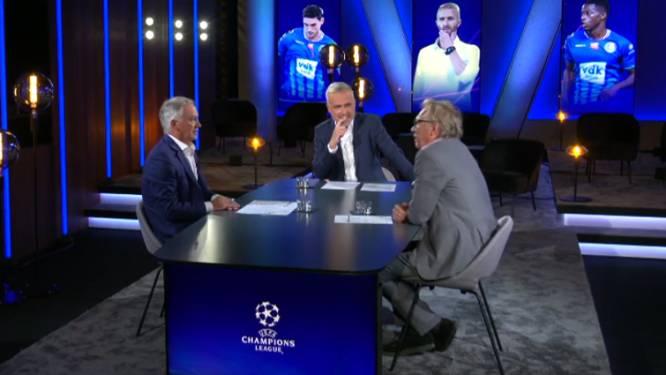 """Jan Mulder: """"Of Gent tevreden moet zijn met een 0-0? Ze moeten vol op de aanval spelen"""""""