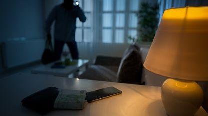 Twee inbrekers op heterdaad betrapt in een nacht: bewoner zelfs oog in oog in woonkamer