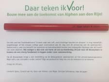 Inwoners Alphen mogen meedenken over de toekomst