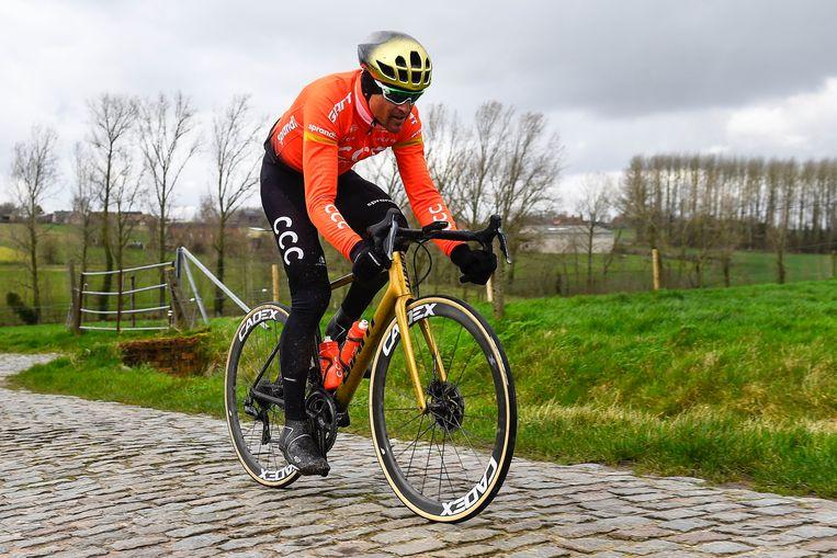 Een constante in zowel de ploeg van HLN Sport als van VTM Sport: Greg Van Avermaet.