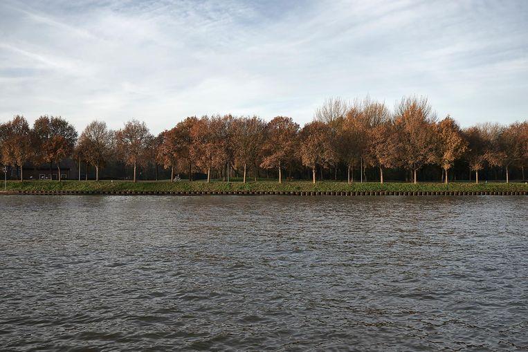 Het Amsterdam-Rijnkanaal Beeld anp