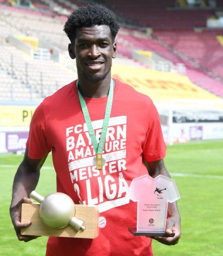Van Bayern München II naar Willem II als kampioen, topscorer en beste speler