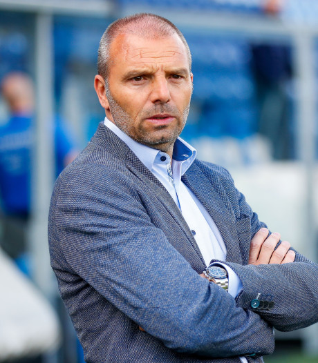 VVV-Venlo zwaait 'succestrainer' Steijn uit