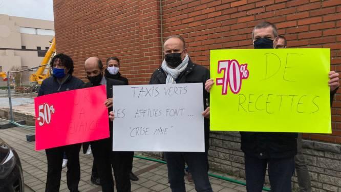 Zelfstandige chauffeurs van Taxis Verts bereiken akkoord over maandelijkse royalty