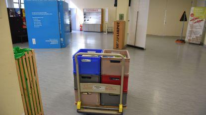 Bib Leuven verhuist collectie naar hal in Tweebronnen