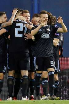 Dinamo Zagreb voor dertiende keer in veertien jaar kampioen van Kroatië