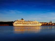 150 miljonairs leven op 'geheim' cruiseship