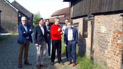 Vlaamse subsidie voor toeristische onthaalpoort op site Emabb