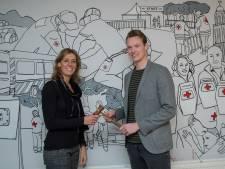 Nieuwe voorzitter wil Rode Kruis Zwolle verder uitbouwen
