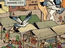Zeldzame strip over Deventer komt er echt, met humor, spanning en sensatie én geschiedenisles