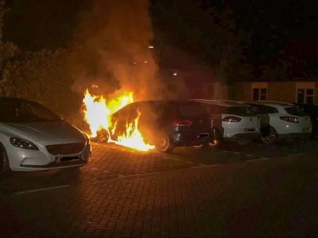 Angst voor autobranden houdt Gouda opnieuw in de greep