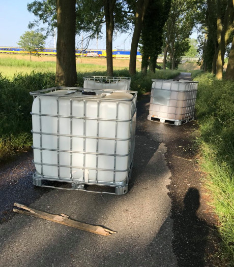 Aangehouden drugsafvaldumpers ook gelinkt aan lozing in Benthuizen