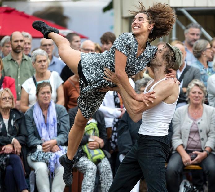 Opening met Dans op Boulevard
