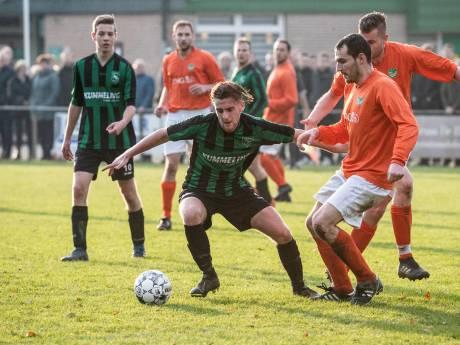 Afgelastingen amateurvoetbal