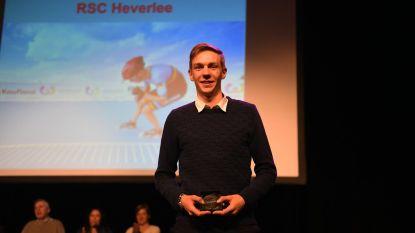 Zilveren medaillewinnaar Swings gehuldigd op Kampioenenviering
