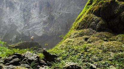 Adembenemende beelden van 's werelds grootste grot